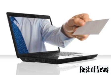 визитки в интернете