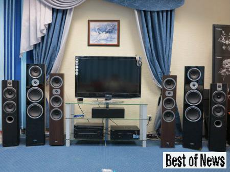 Как выбрать акустику для домашнего кинотеатра