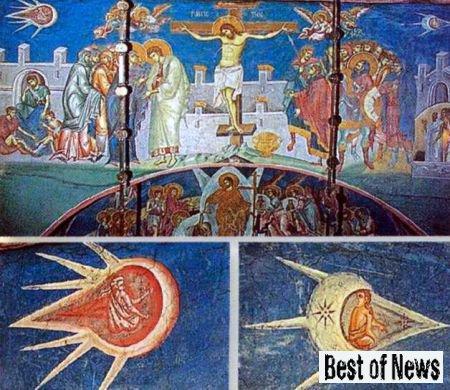 Дечанские фрески
