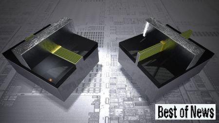 транзисторы с трёхмерной структурой