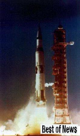 Ракета Сатурн-5(США)