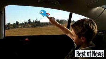 GM боковые стёкла автомобиля интерактивные дисплеи