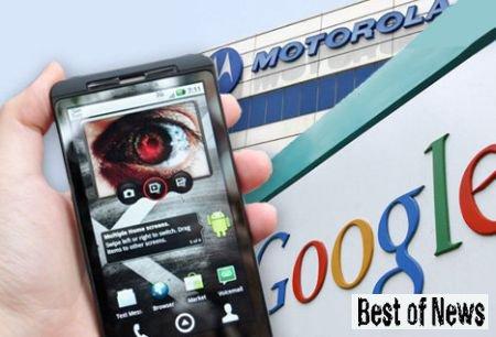 Apple оспорила патентные претензии Motorola