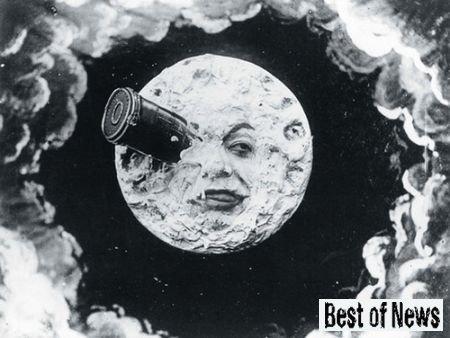 Фантастический полет на Луну