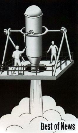 первого в России проекта реактивного аппарата для полета человека в космос