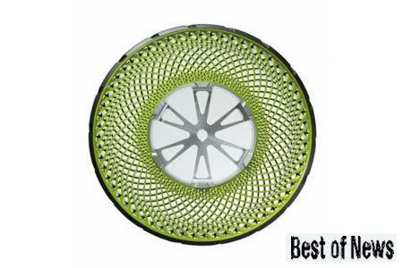 Bridgestone безвоздушные шины