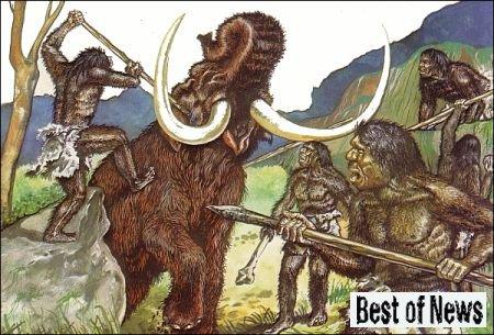 костяной дом неандертальцев