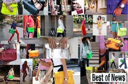 Модные сумки 2013. Какую выбрать?