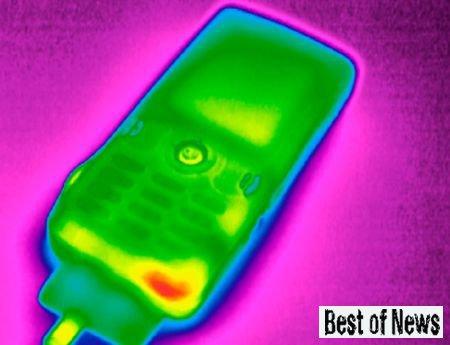 Армейский тепловизор встроят в смартфон