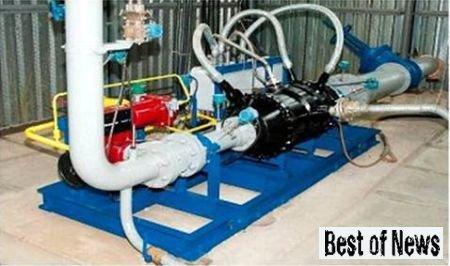Детандер-генераторная установка
