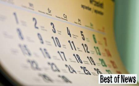Блоки для квартальных календарей