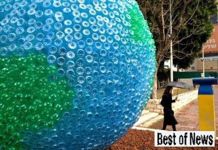 Переработка пластиковых бутылок в топливо