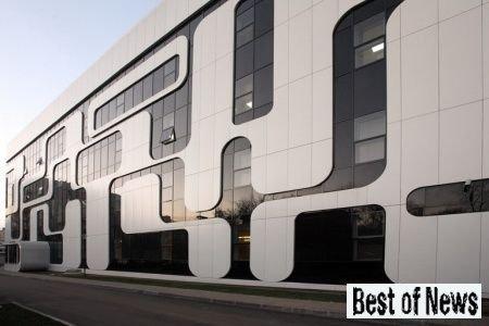 Алюминиевые панели для фасада