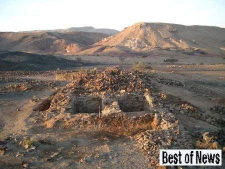 Древние рудники дело рук пришельцев