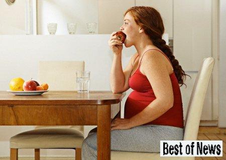 Материнское питание влияет на мозг ребёнка