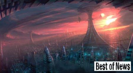 Астрономы предлагают искать инопланетян по их отходам и освещению