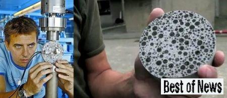 Разрабатывается само восстанавливающийся бетон