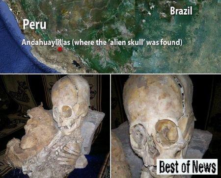 Останки странных мумий из Перу признаны человеческими