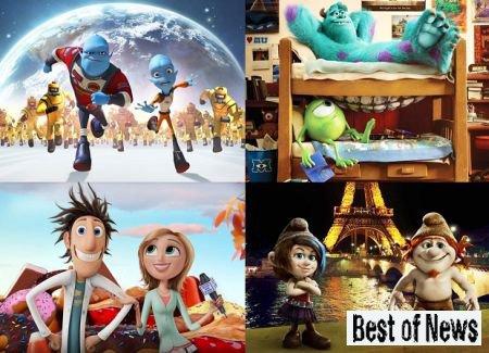 Лучшие мультфильмы