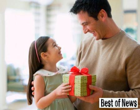 Что подарить папе