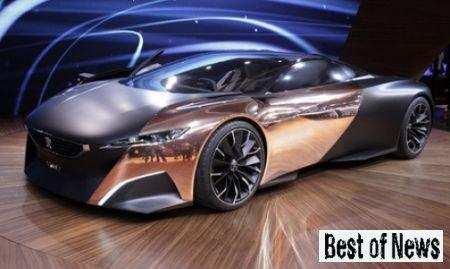 Новинки автомобилей 2013