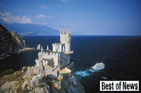 Достопримечательности Ялты замок