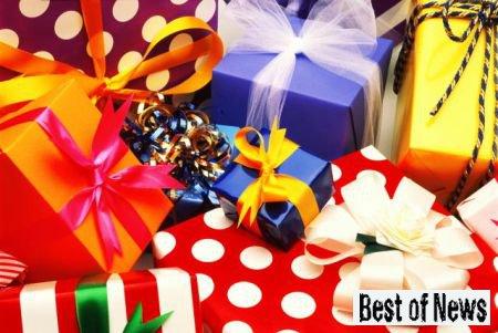 Как правильно сделать подарок
