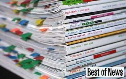 электронные версии журналов