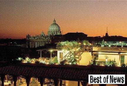 гостиницы Рима