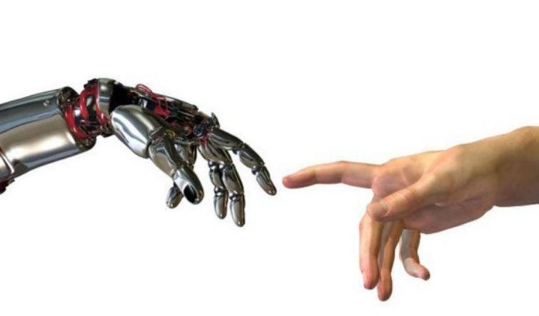 люди боятся роботов