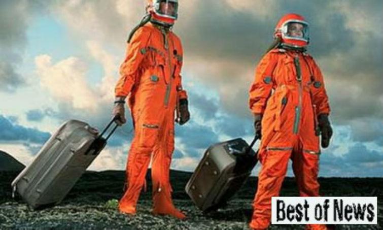тур в космос