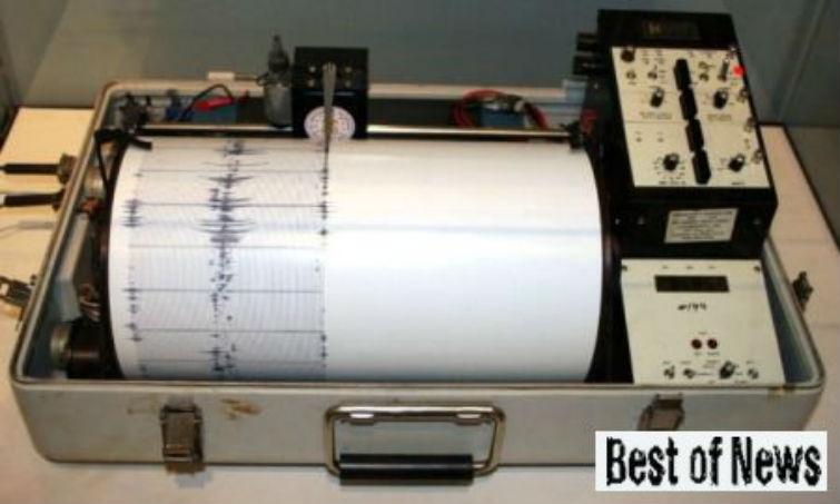 землятресение в Санкт-Петербурге