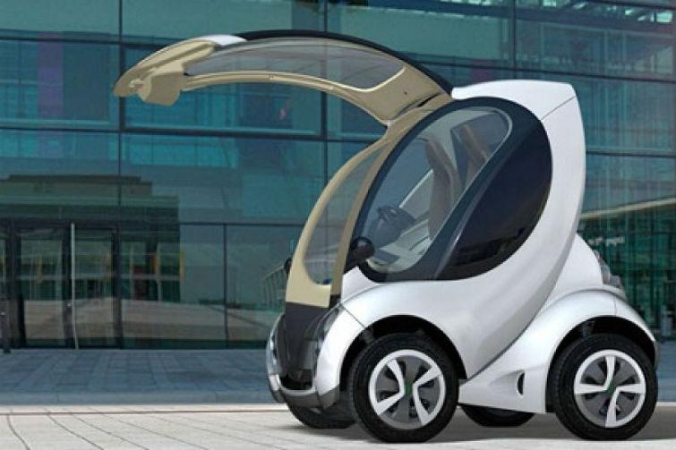 подзарядка электромобилей
