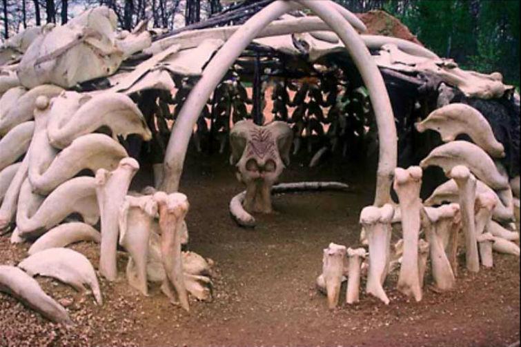 дом неандертальцев
