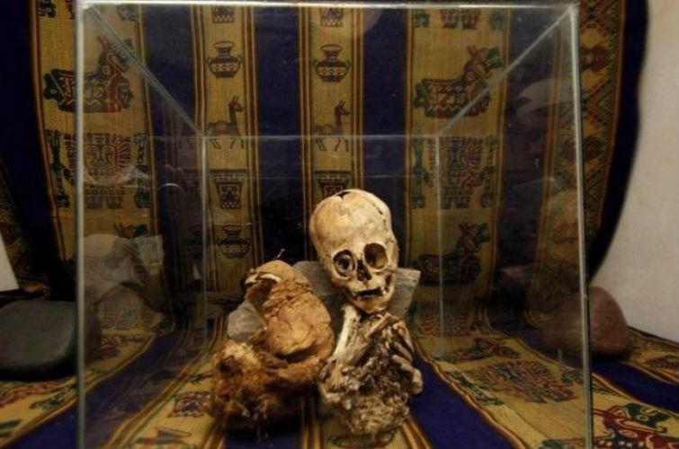 мумии Перу