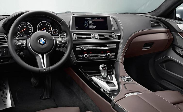 салон гибридного BMW X5