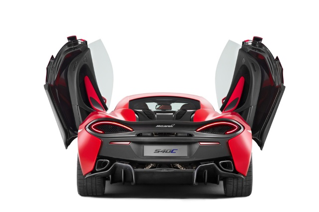 McLaren 540С