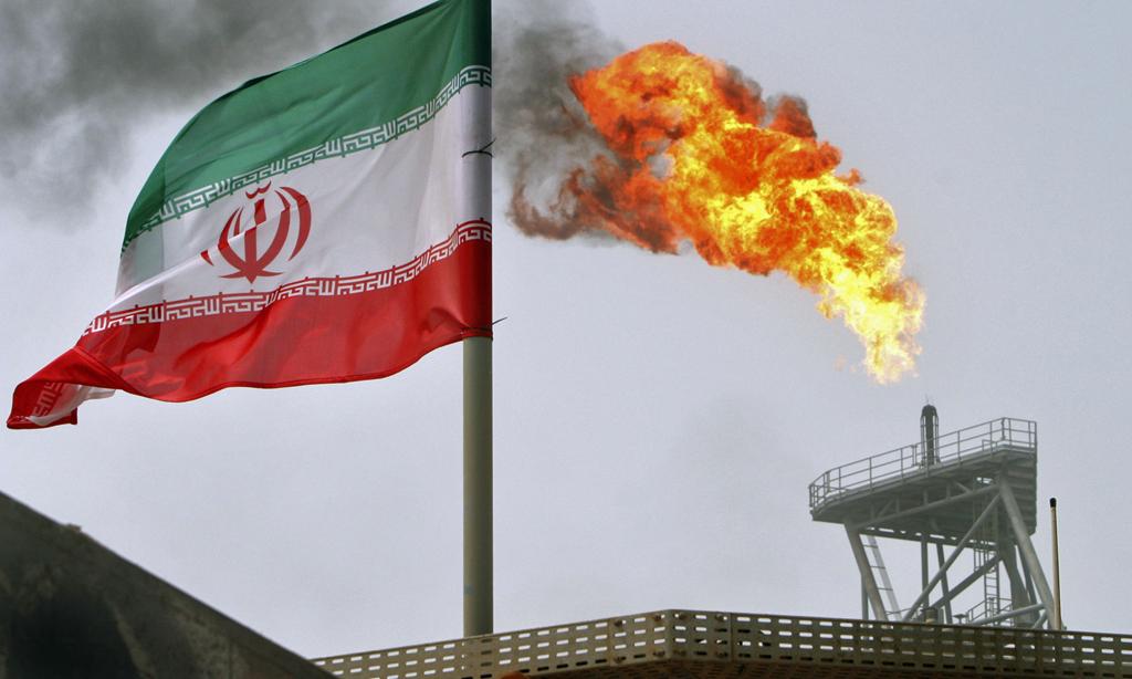 Иранский газ