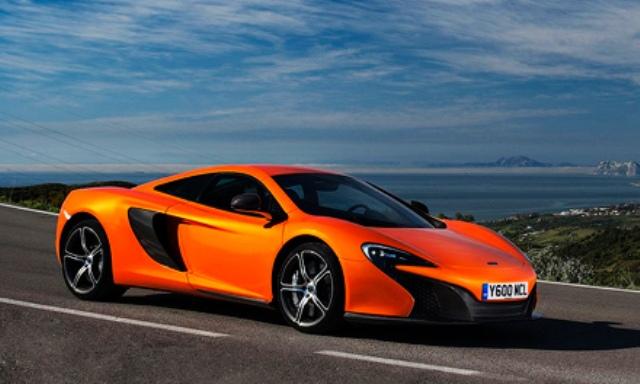 Новый McLaren