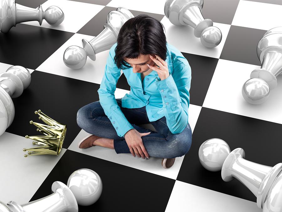 шахматная корона