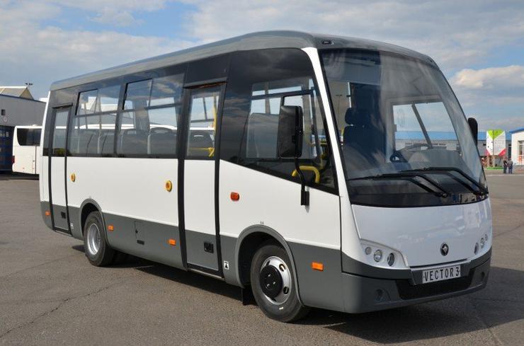 Автобус Вектор-3