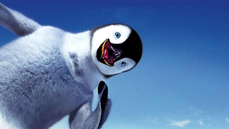 язык пингвинов