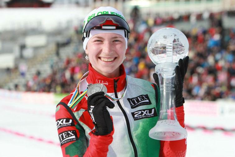 лучшие спортсмены мира Даря Домрачева