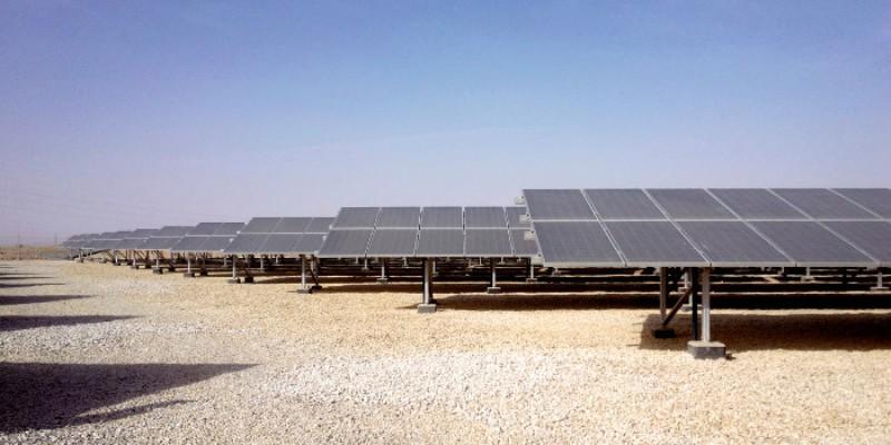 Солнечная энергетика в Саудовской Аравии