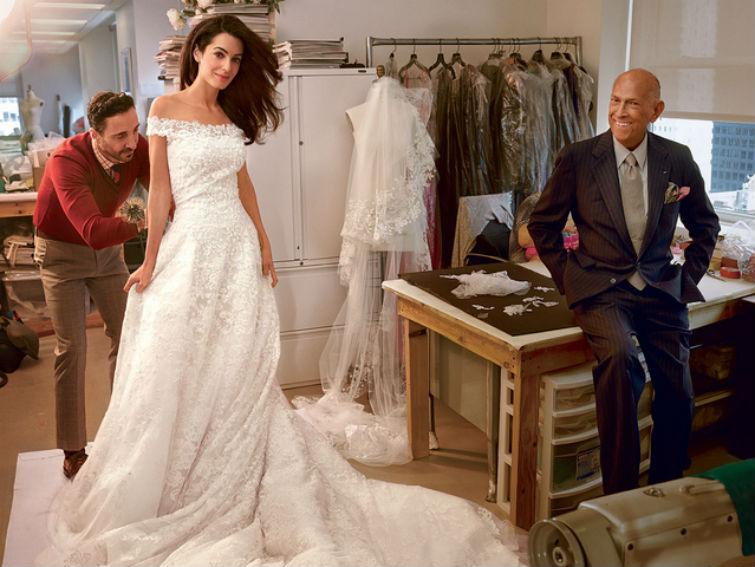 свадьба звезд Джорджа Клуни