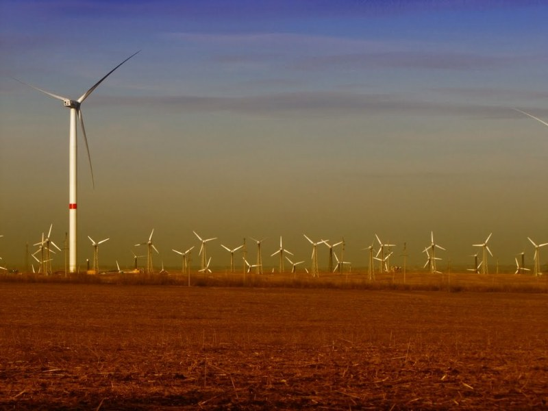 Ветряная энергегика в Саудовской Аравии