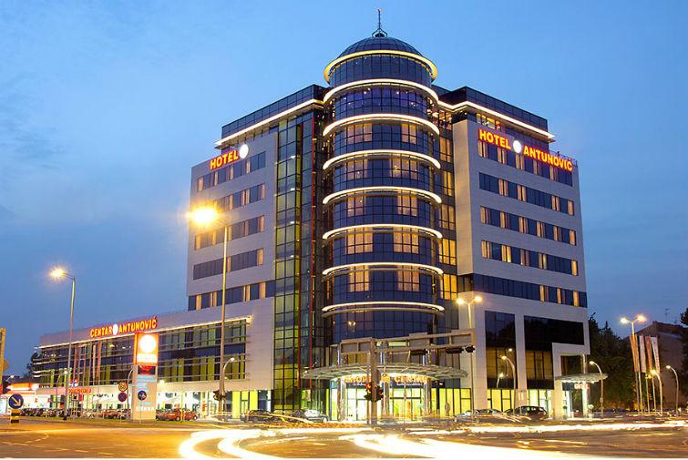 категория отеля 4 звезды