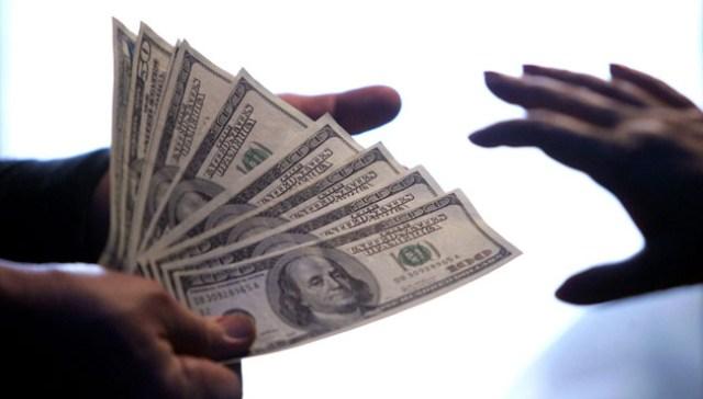 Оборот долларов