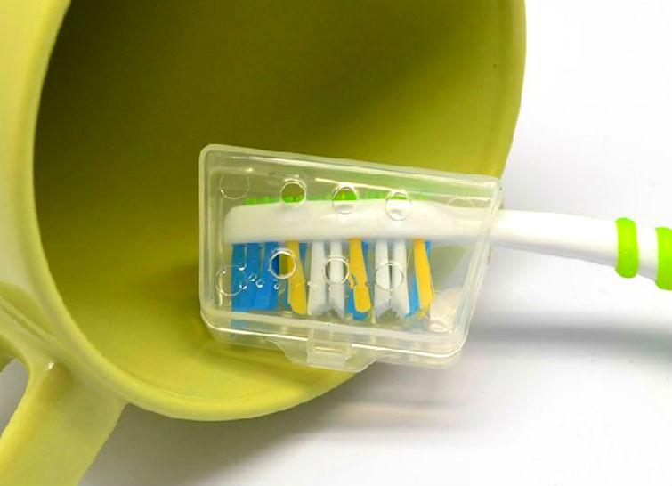 защита зубной щетки