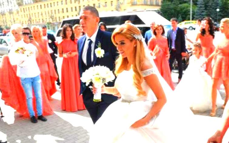 Бородина вышла замуж